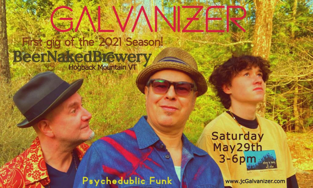 Live Music with Galvanizer